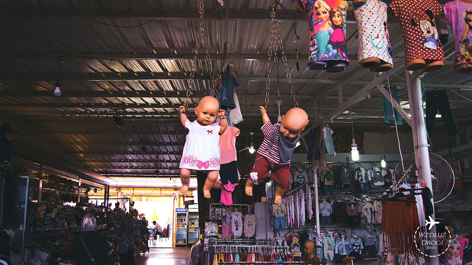 tureckie bazary