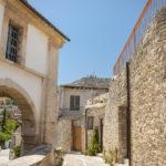uliczki lefkary, cypr